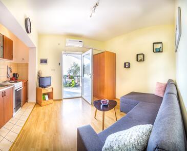 Žuronja, Camera de zi în unitate de cazare tip apartment, aer condiționat disponibil, animale de companie sunt acceptate şi WiFi.
