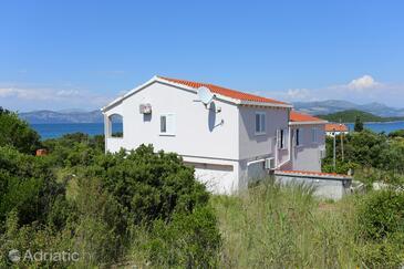 Drače, Pelješac, Obiekt 10135 - Apartamenty przy morzu ze żwirową plażą.