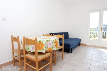 Trpanj, Dining room in the apartment, dopusteni kucni ljubimci i WIFI.