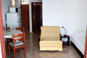 Pisak, Salon dans l'hébergement en type apartment, animaux acceptés et WiFi.