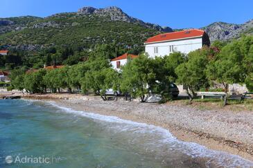 Viganj, Pelješac, Объект 10140 - Апартаменты вблизи моря с галечным пляжем.