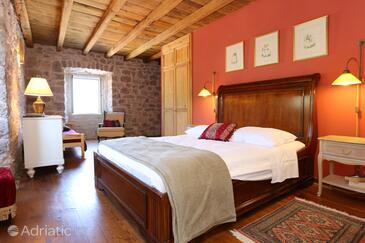Trpanj, Bedroom in the room, dostupna klima i WIFI.