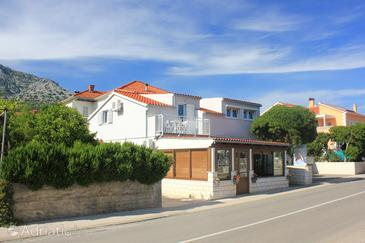 Orebić, Pelješac, Objekt 10152 - Apartmani sa šljunčanom plažom.