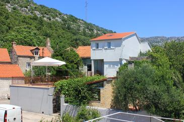 Orebić, Pelješac, Property 10165 - Vacation Rentals with pebble beach.