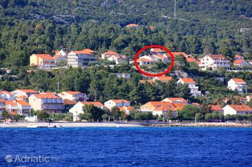 Orebić, Pelješac, Property 10173 - Apartments with pebble beach.
