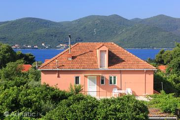 Viganj, Pelješac, Property 10186 - Apartments near sea with pebble beach.