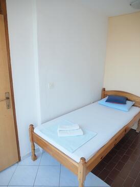 Orebić, Obývací pokoj v ubytování typu studio-apartment, WiFi.