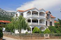Apartmány s parkovištěm Orebić (Pelješac) - 10193