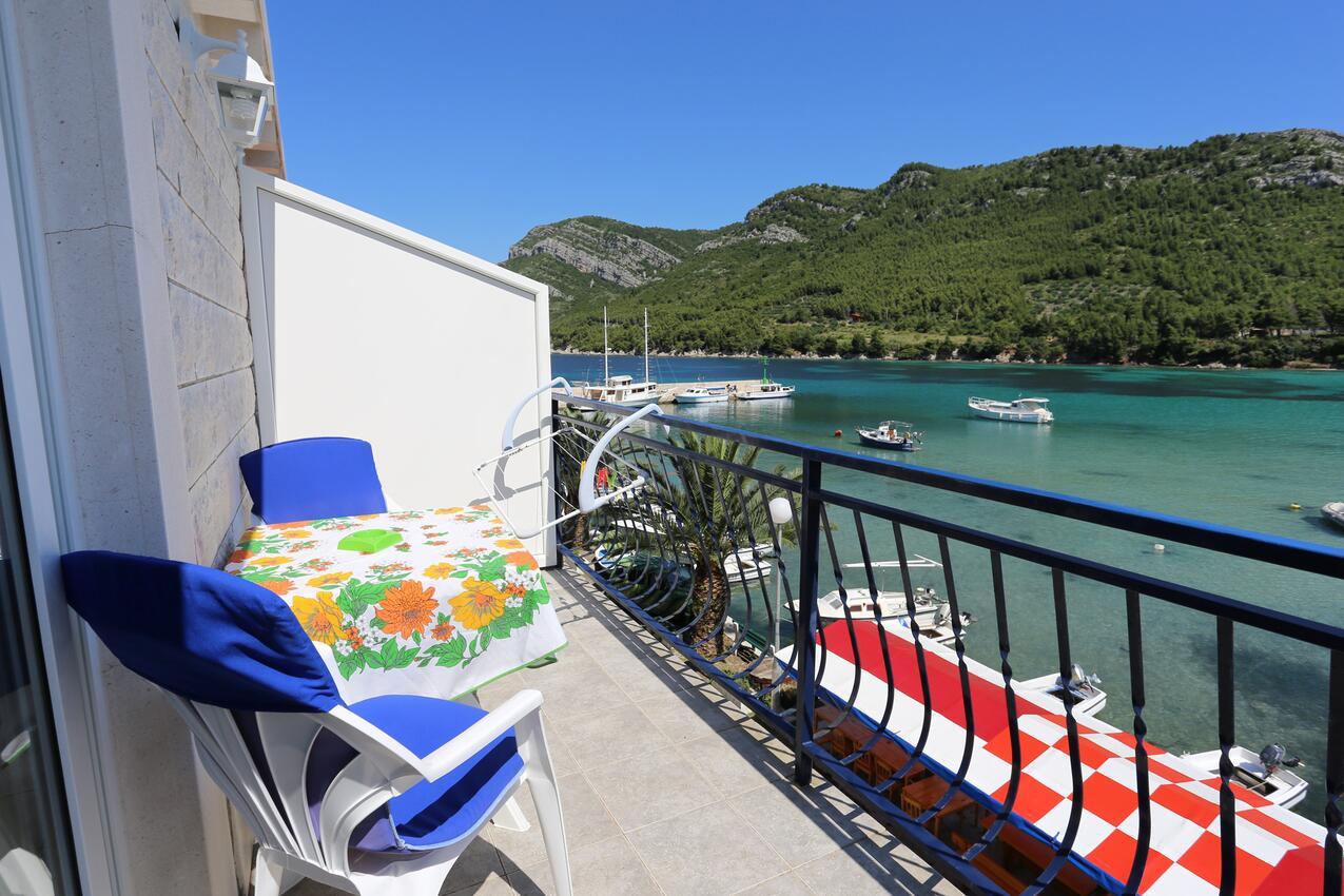 Holiday apartment im Ort }uljana (Peljeaac), Kapazität 2+2 (1495760), Zuljana, Island of Peljesac, Dalmatia, Croatia, picture 7