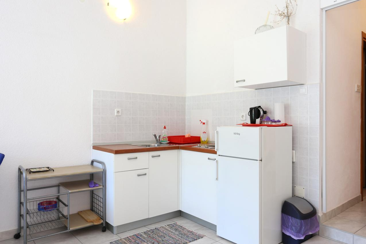 Holiday apartment im Ort }uljana (Peljeaac), Kapazität 2+2 (1495760), Zuljana, Island of Peljesac, Dalmatia, Croatia, picture 4