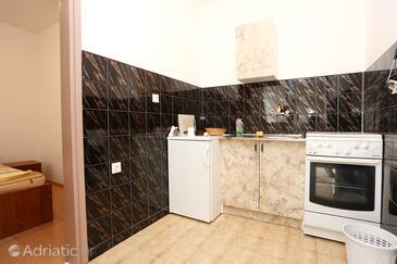 Blaževo, Kitchen in the apartment, dopusteni kucni ljubimci.