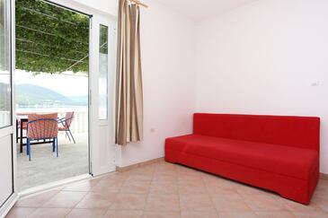 Kabli, Jídelna v ubytování typu apartment, domácí mazlíčci povoleni a WiFi.