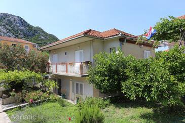 Duba Pelješka, Pelješac, Объект 10230 - Апартаменты с галечным пляжем.