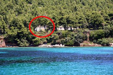 Žuljana, Pelješac, Property 10233 - Apartments near sea with rocky beach.