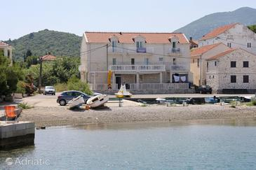 Hodilje, Pelješac, Property 10234 - Apartments and Rooms near sea with pebble beach.