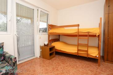 Blaževo, Living room in the apartment, dopusteni kucni ljubimci i WIFI.