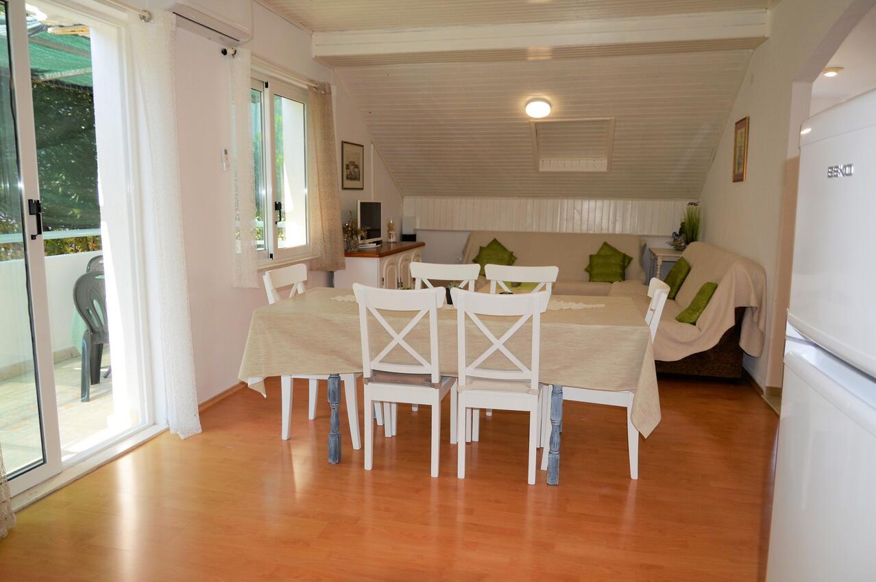 Holiday apartment im Ort Marina (Trogir), Kapazität 4+2 (1495735), Marina (HR), , Dalmatia, Croatia, picture 3
