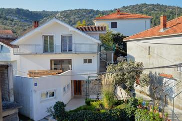 Marina, Trogir, Property 10238 - Apartments near sea with pebble beach.