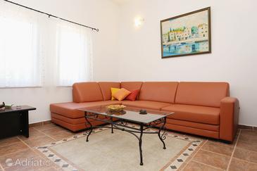 Kanica, Living room in the house, dopusteni kucni ljubimci i WIFI.