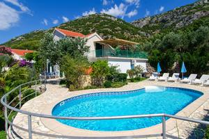 Seaside house with a swimming pool Viganj, Pelješac - 10253