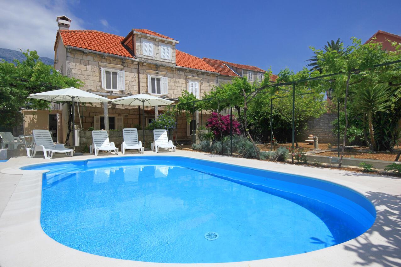 Dům pro 8 osob s bazénem - Pelješac