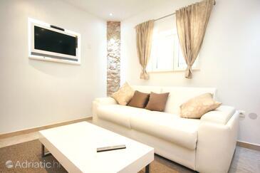 Sevid, Living room in the apartment, dostupna klima i WIFI.