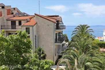 Podstrana, Split, Объект 10302 - Апартаменты и комнаты вблизи моря с галечным пляжем.