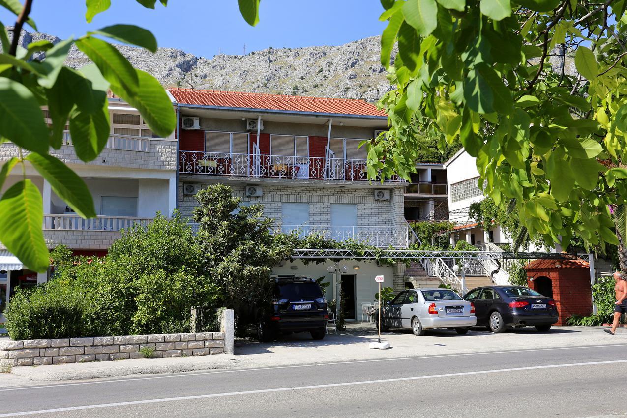 Holiday apartment im Ort Due (Omia), Kapazität 2+2 (1495738), Omiš, , Dalmatia, Croatia, picture 1