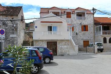Marina, Trogir, Hébergement 10327 - Appartement à proximité de la mer avec une plage de galets.