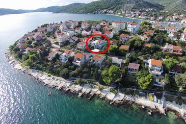 Seget Vranjica, Trogir, Objekt 10328 - Ubytování v blízkosti moře.