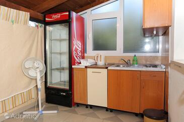 Promajna, Kuchyně v ubytování typu apartment, WiFi.