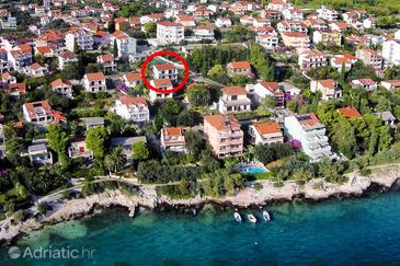 Seget Vranjica, Trogir, Property 10344 - Apartments by the sea.