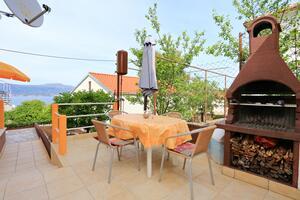 Apartamenty nad morzem Slatine (Ciovo) - 10368