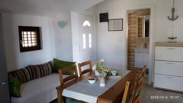 Marušići, Столовая в размещении типа apartment, доступный кондиционер и WiFi.