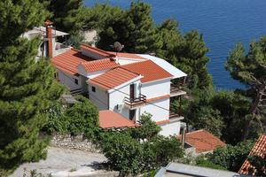 Апартаменты у моря Марушичи - Marušići (Омиш - Omiš) - 1040