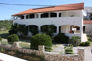 Apartmány pre rodiny s deťmi Lopar (Rab) - 10402