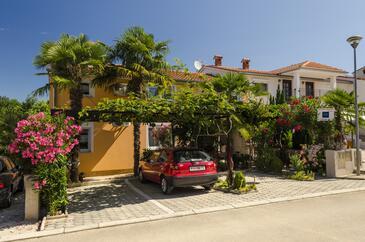 Poreč, Poreč, Property 10404 - Apartments with pebble beach.