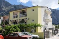 Ferienwohnungen mit Parkplatz Baska Voda (Makarska) - 10406