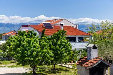 Nin, Zadar, Objekt 10414 - Ubytování s písčitou pláží.