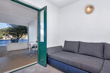 Pokrivenik, Living room in the apartment, (pet friendly).