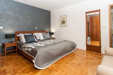 Mali Lošinj, Hálószoba szállásegység típusa room, légkondicionálás elérhető és WiFi .