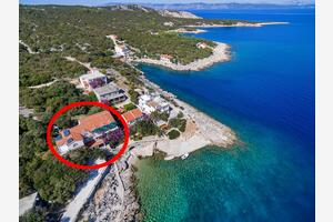 Apartments by the sea Cove Pokrivenik (Hvar) - 10427