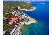 Апартаменты у моря Бухта покривеник - Pokrivenik (Хвар - Hvar) - 10427