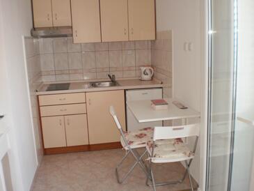 Medići, Kuchyně v ubytování typu studio-apartment, WiFi.
