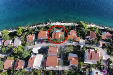 Seget Vranjica, Trogir, Object 1051 - Appartementen by the sea.