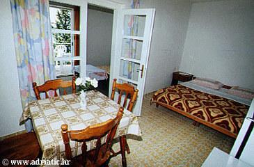 Živogošće - Mala Duba, Dining room in the apartment.