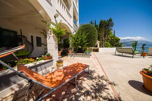 Apartments by the sea Pisak, Omiš - 1067