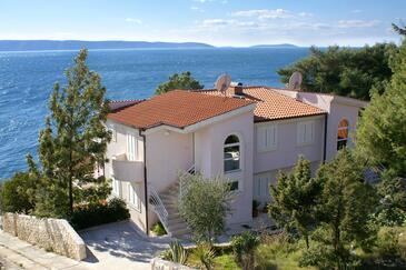 Rastići, Čiovo, Obiekt 1068 - Apartamenty przy morzu.