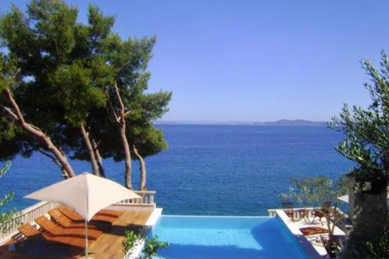 Chorvatsko vila u moøe