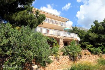 Sveta Nedilja, Hvar, Property 110 - Apartments near sea with pebble beach.